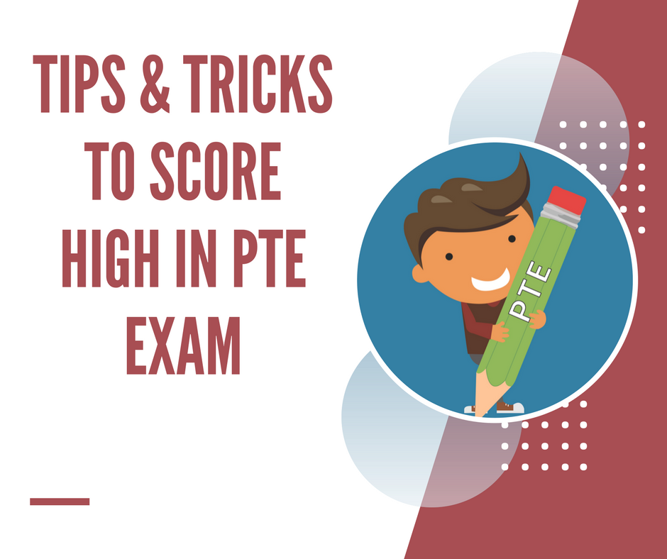 how to know pte score